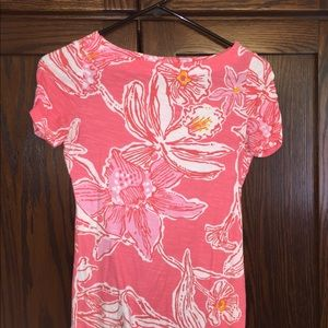 Lilly Pulitzer tee XS